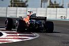 Formula 1 McLaren planning