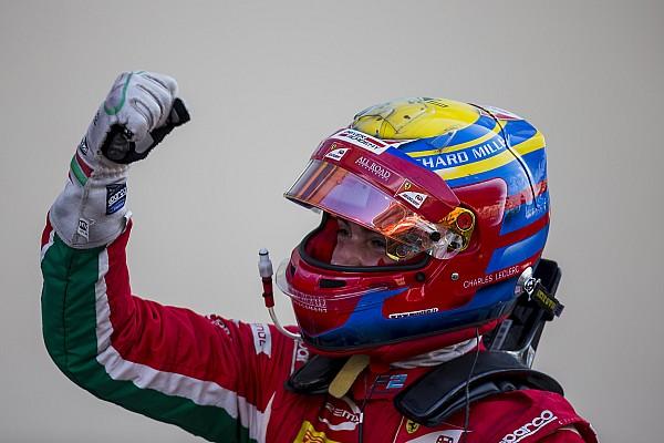 Leclerc column: Sauber news caps career-changing year