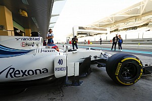 Formel 1 News Williams über Kubica-Test: Speed ist ein