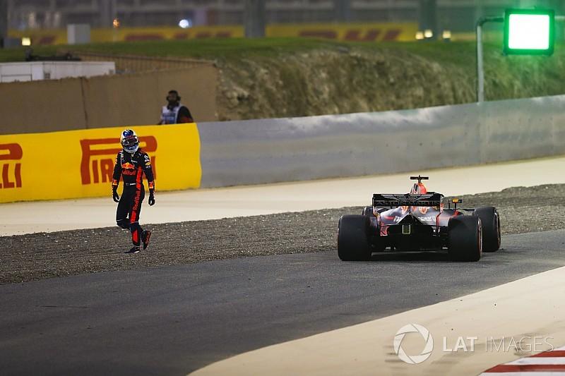 Red Bull çifte yarış dışının ardından hayal kırıklığı yaşıyor