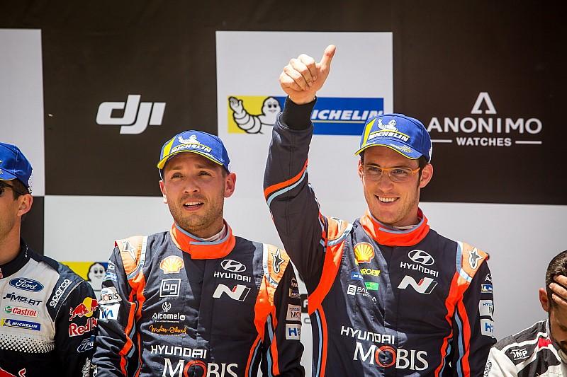 Neuville continua nel suo momento di forma: ha vinto anche il Rally di Ypres con una i20 R5
