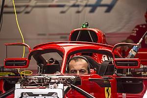 Fórmula 1 Noticias Ferrari probará espejos montados sobre el Halo
