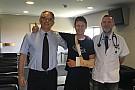 Los médicos de MotoGP Charte y Mir, entre los mejores según Forbes