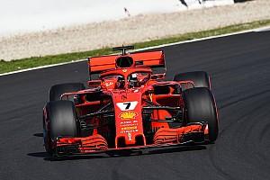 F1 测试报告 2018季前测试收官日:莱科宁统治圈速榜,阿隆索险创最快纪录