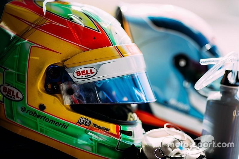 Roberto Merhi correrà in Bahrain con la MP Motorsport