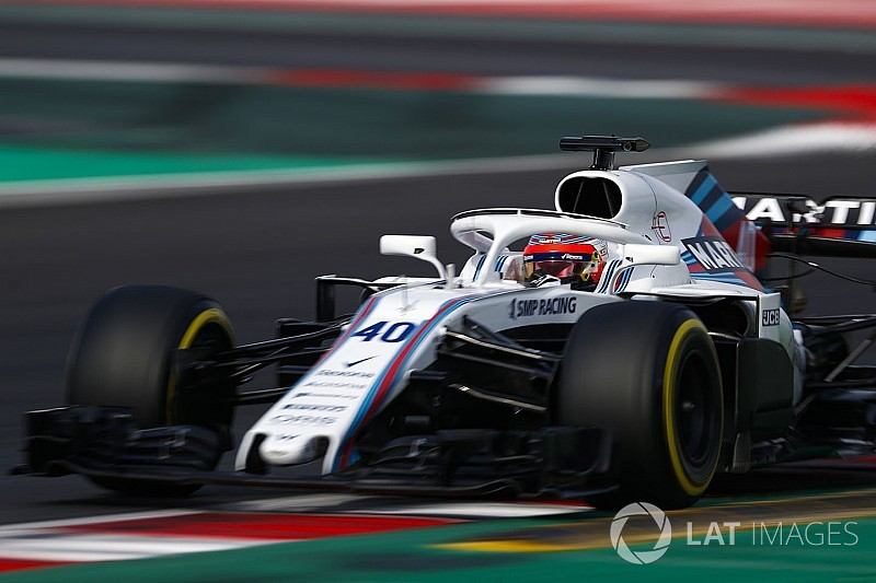 Williams: Il est faux de croire que Kubica a surclassé les titulaires