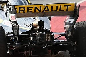 Formula 1 Ultime notizie Renault: per la FIA lo scarico soffiante della R.S.18 è legale
