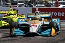 IndyCar Harding Racing encouraged by IndyCar street course debut