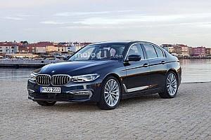 Automotivo Últimas notícias Nova geração do BMW Série 3 tem visual antecipado por projeções