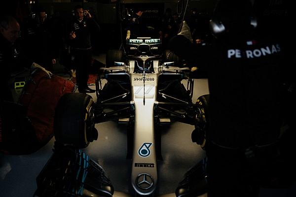 Technique - Les dessous de la Mercedes W09