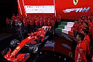 Video: ecco lo stickering della Ferrari SF71H