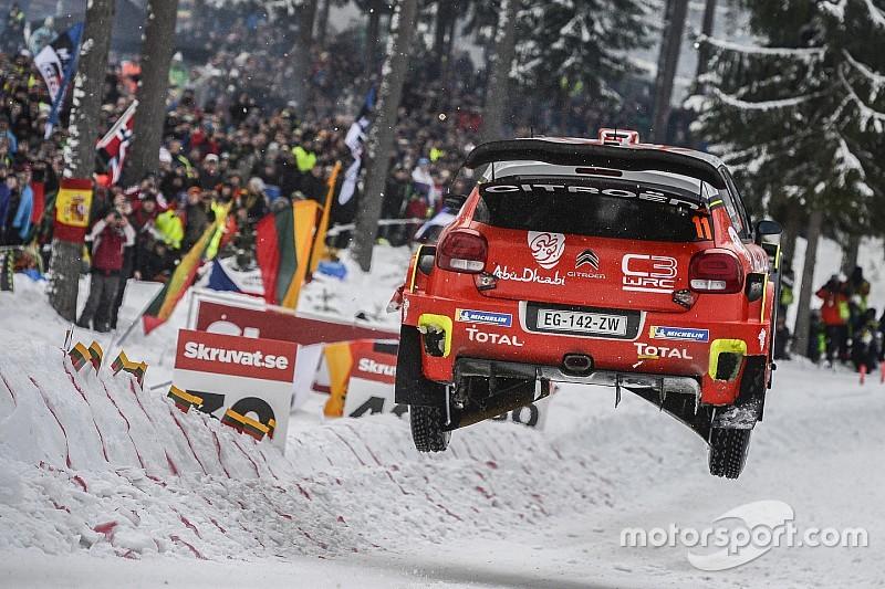Le Rallye de Suède rassure les pilotes sur les conditions