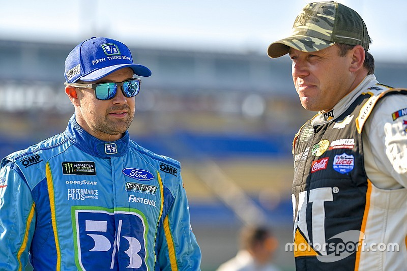 Ryan Newman se unirá a Roush Fenway Racing en 2019