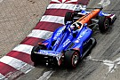 IndyCar Toronto IndyCar: Dixon leads warm-up, King shunts