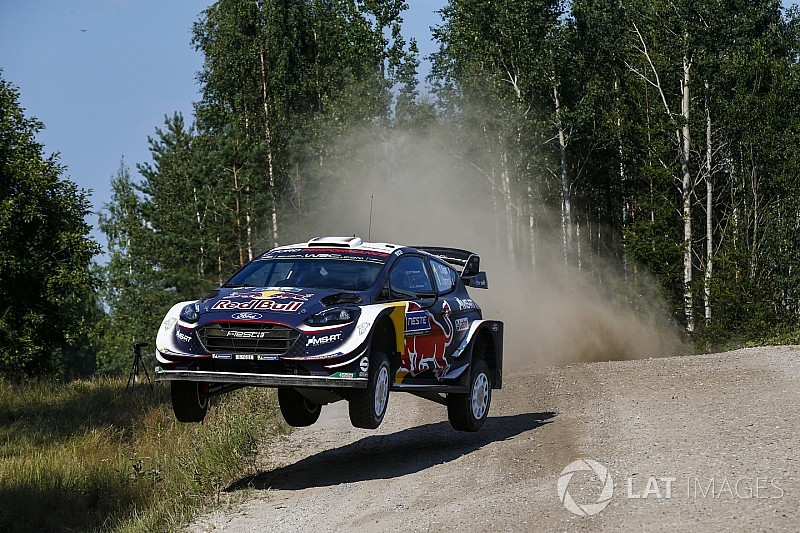 Ogier: M-Sport needs more speed to defend title