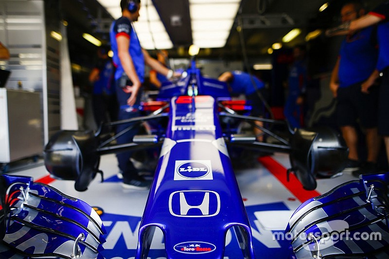 Pourquoi Toro Rosso n'a