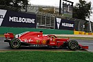 Формула 1 Гран Прі Австралії: Феттель перехитрив усіх у дощовій третій практиці