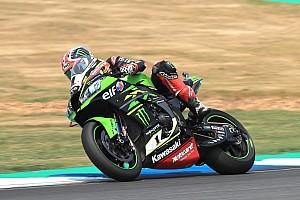 World Superbike Crónica de Clasificación Rea toma la pole position en Tailandia por 0.003s