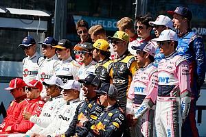 Formel 1 News Formel 1 will ab 2019 Fahrergewichte angleichen