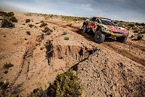 Dakar 2018: Peterhansel dominiert, Sainz kalkuliert