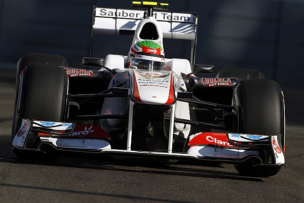 Sauber C30 de 2011 está à venda na internet