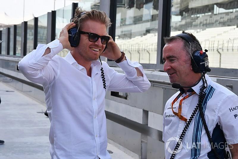 Williams: Rosberg war für Teammanagement nie ein Thema