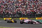 Formula 1 Ocon: Bütçe sınırı olsaydı herkes Force India'nın yaptıklarına hayran kalırdı