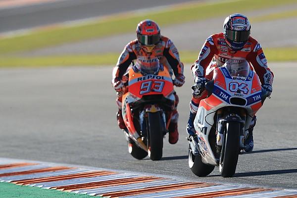 MotoGP インタビュー マルケス、ドヴィツィオーゾを過小評価していた「全員に注意すべき」