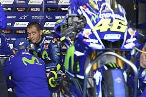 MotoGP Actualités Rossi : Yamaha a des problèmes