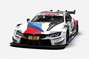 DTM Избранное BMW представила раскраски своих машин в DTM на сезон-2018