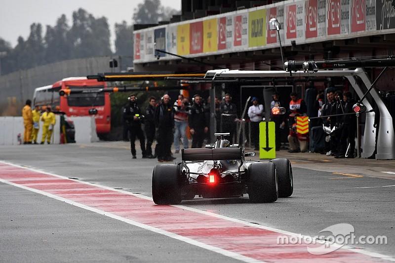 F1将全程直播2019年首轮季前测试