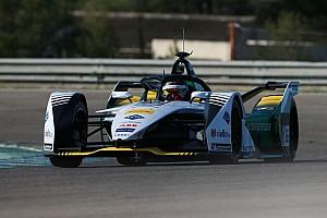 Formule E Actualités La nouvelle Formule E séduit les pilotes lors des essais