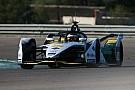 Formule E La nouvelle Formule E séduit les pilotes lors des essais