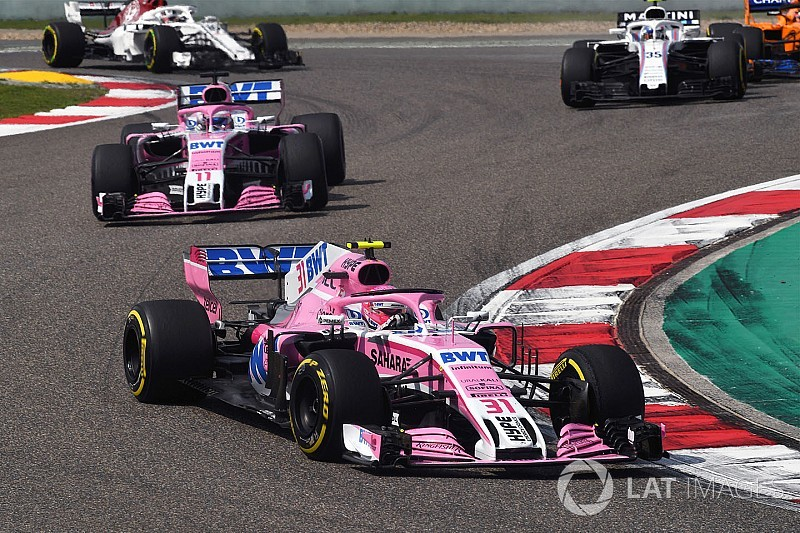 """Force India """"hit hard"""" by first-lap dramas"""