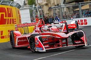 Formule E Verslag vrije training FE Berlijn: Heidfeld topt eerste oefensessie