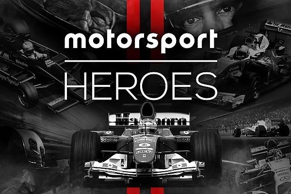 General Motorsport.com news Motorsport Network partners withSenna writer Manish Pandey forMotorsport Heroes
