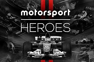 Filme Motorsport Heroes terá participação de Felipe Massa