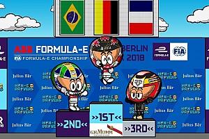 Fórmula E Noticias Vídeo: el ePrix de Berlín 2018, por 'MinEDrivers'
