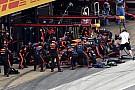 Nem volt gyorsabb a Red Bull kiállásánál a Spanyol Nagydíjon