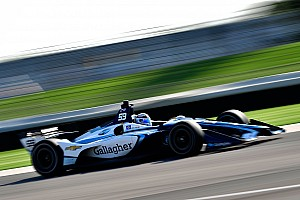 "IndyCar Interview Max Chilton: ""I'm driving the best I've ever driven"""