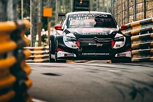WTCC Reporte de calificación Pole con récord para Huff en Macao