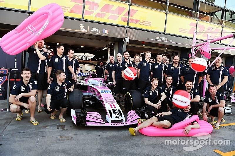 GALERI: Suasana latihan F1 di GP Australia