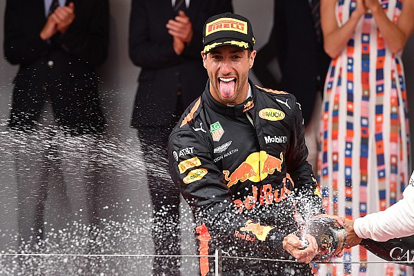 Formule 1 Résumé de course Course - Un Ricciardo imperturbable triomphe !