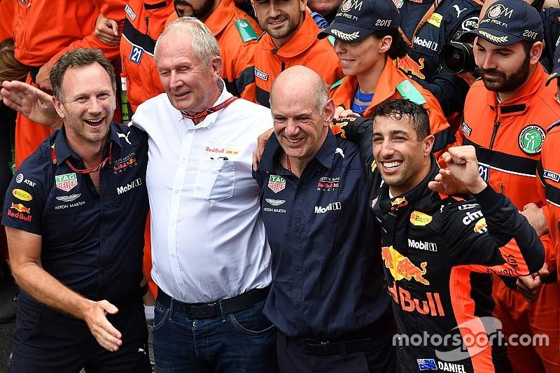 La agónica victoria de Ricciardo en Mónaco le da el 'Piloto del día'