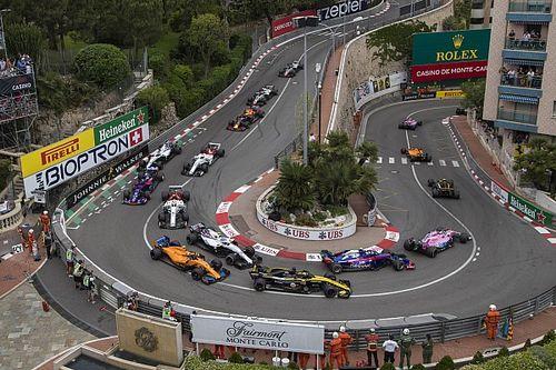 Monako GP'de yağmur beklenmiyor