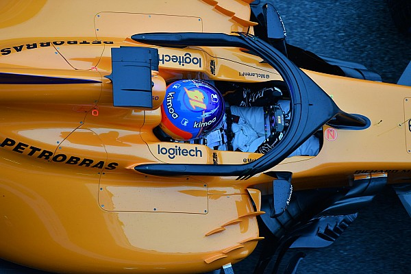 VÍDEO 360°: Veja como a McLaren trabalha com Alonso