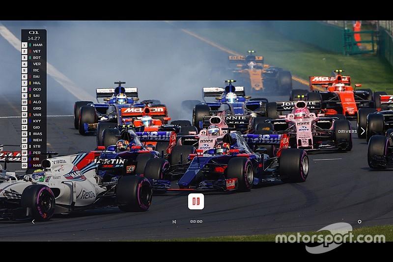 Tovább akarja javítani szolgáltatását az F1 TV