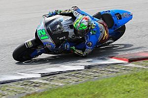 """MotoGP Noticias Morbidelli: """"Fue muy fuerte cruzarme con Rossi y seguirle dos curvas"""""""