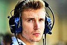 Sirotkin désormais favori pour le baquet Williams 2018