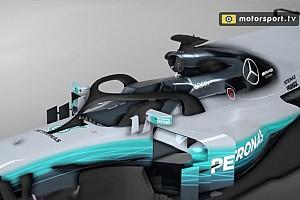 Formule 1 Analyse Vidéo 3D - Les effets aérodynamiques du Halo sur les F1 en 2018